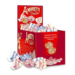 Amaretti Chiostro - Crunchy - Counter Display. Gluten free - 400g