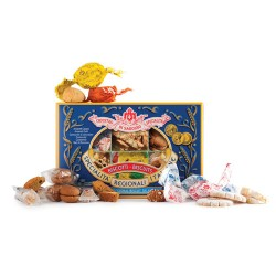Italian Regional Specialities - Assortment - Card Box - 210g