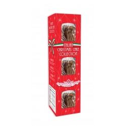 Italian Mini Cakes Tower Collection 260 G (PANETTONE, PANDORO, VENEZIANA)