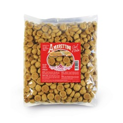 Amarettini Chef - Mini Croccanti - Refil Bag. Senza glutine. - 1000g